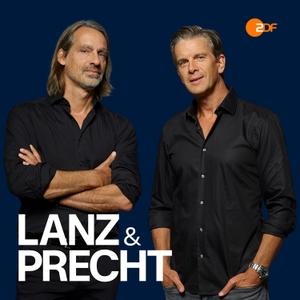 LANZ & PRECHT by ZDF, Markus Lanz & Richard David Precht