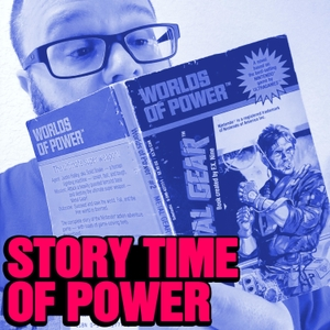 Story Time of Power by Retro Game Champion