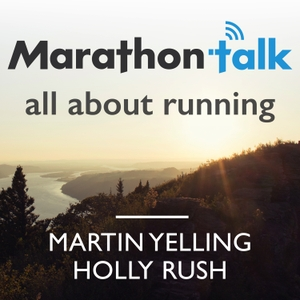 Marathon Talk by Martin Yelling and Holly Rush