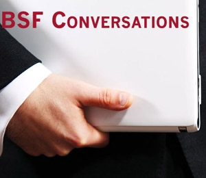 BSF conversations by Nigel Spear and Andy Davies