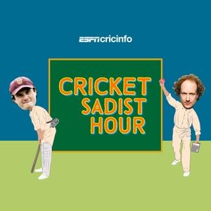 The Cricket Sadist Hour by ESPN, Jarrod Kimber, Andy Zaltzman