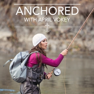 Anchored with April Vokey by April Vokey