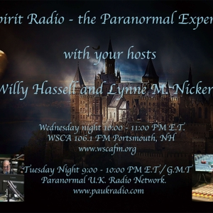 Spirit Radio-the Paranormal Experience by Willy Hassell