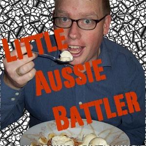 Little Aussie Battler by Scotty