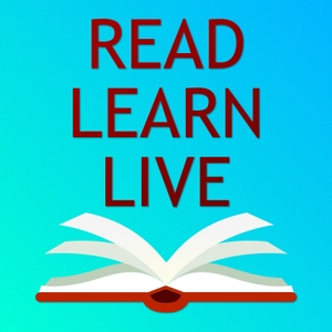 Read Learn Live Podcast by Jon Menaster : Lover of Literature