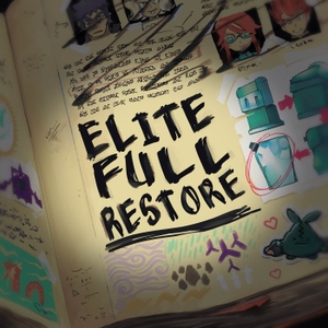 Elite Full Restore by Aury Blalock & Matt Rebeiro