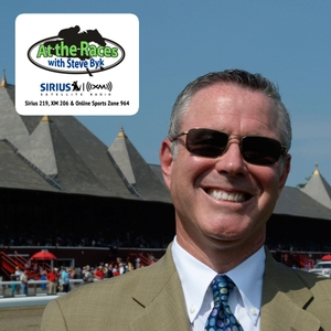 Thoroughbred Racing Radio Network by At The Races with Steve Byk