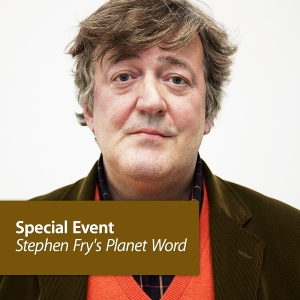 Stephen Fry's Planet Word: Special Event by Apple Inc.