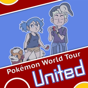 Pokemon World Tour: United by Hey! Jake and Josh
