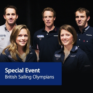 British Sailing Olympians: Special Event