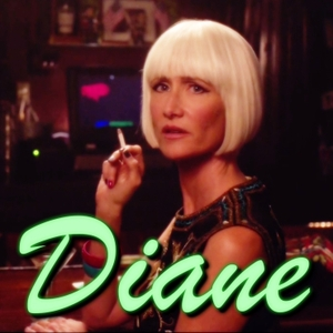 Diane: Entering the town of Twin Peaks by Adam Stewart
