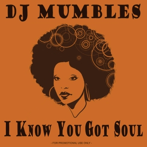 DJ Mumbles - I Know You Got Soul (Soulful House) by DJ Mumbles
