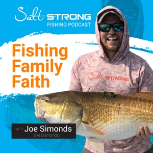 Salt Strong Fishing by Joe Simonds