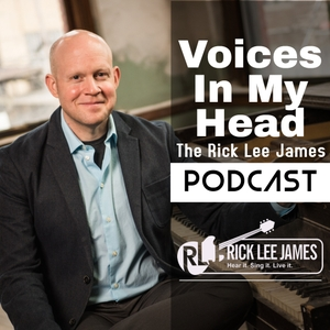 Voices In My Head (The Rick Lee James Podcast) by Rick Lee James