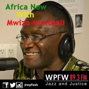 WPFW - AfricaNow! by Mwiza Munthali