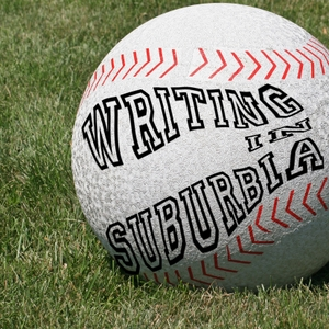 Writing In Suburbia by Jake Bible