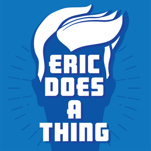 Eric Does A Thing by Eric Barry