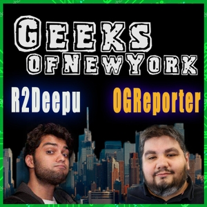 Geeks of New York by Deepu Gill