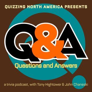 Q&A Trivia Podcast by Quizzing North America / Tony Hightower
