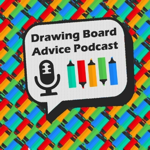Drawing Board Advice Podcast by Drive By Dogs