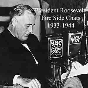 FDR Fireside Chats and Speeches by Humphrey Camardella Productions