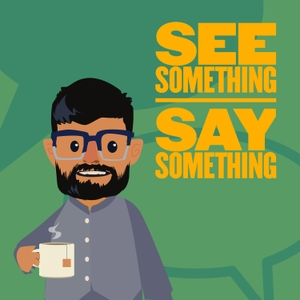 See Something Say Something by Ahmed Ali Akbar
