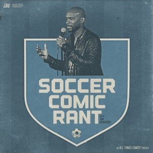 Soccer Comics by Ian Edwards, Jason Gillearn