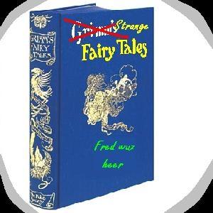 Strange Fairy Tales by Mark Schenfisch