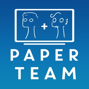 Paper Team by Alex Freedman & Nick Watson