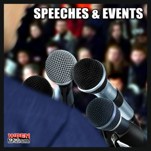 Speeches and Events by Speeches and Events
