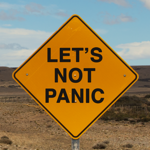 Let's Not Panic by Adam Wolf and Maggie Tokuda-Hall