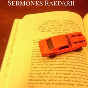 Sermones Raedarii by Alexander Veronensis