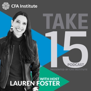 Take 15 Podcast by CFA Institute