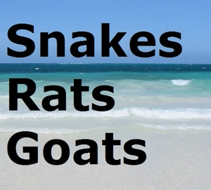 Podcast – Snakes, Rats and Goats: A Survivor Podcast by None