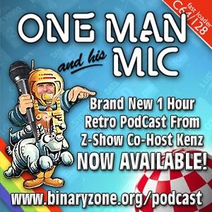 One Man & His Mic by Jason 'Kenz' Mackenzie