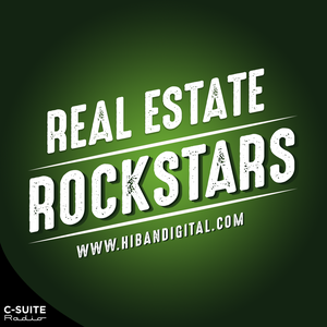 Real Estate Rockstars by Pat Hiban, Aaron Amuchastegui