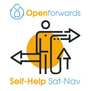 Self Help Sat Nav by Jim Lucas