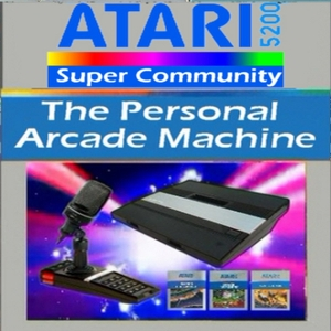 The Atari 5200 Super Community! by Rick, Matt, Mike and Willie!