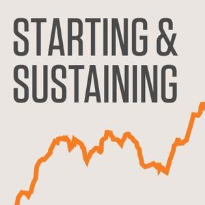 Starting & Sustaining by Garrett Dimon