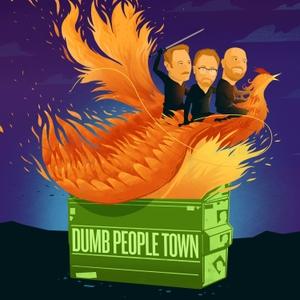 Dumb People Town by Starburns Audio