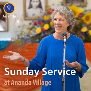 Sunday Service at Ananda Village by Ananda