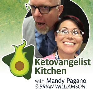 Ketovangelist Kitchen by Brian Williamson and Carrie Brown
