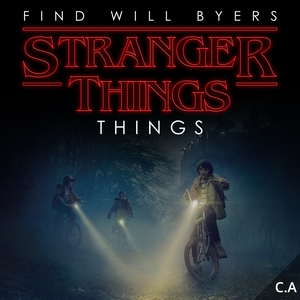 Stranger Things Things by curbside.audio / Jacob Tender / James Shotwell