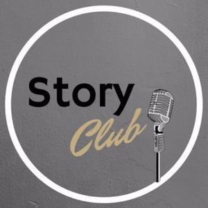 Story Club Podcast by Podcast host: Raf Stevens