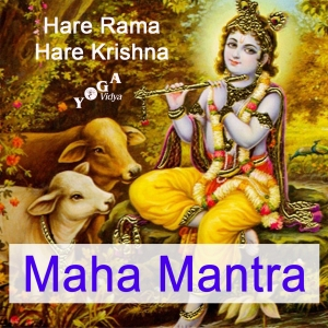 Mahamantra - Hare Krishna Hare Rama by Sukadev Bretz