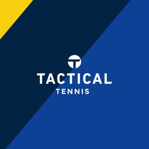 Tactical Tennis by Glen Hill & Jacob Meyer
