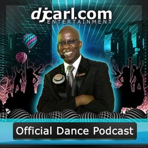 "DJ Carl© Dance Music ""Celebrity Workout"" Podcast by DJ Carl©"
