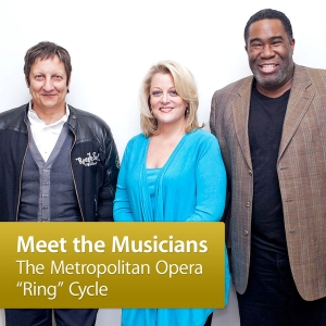 """The Metropolitan Opera's New """"Ring"""" Cycle: Meet the Musician by Apple Inc."""