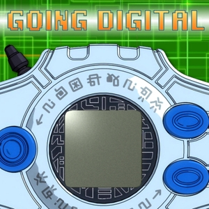 Going Digital: A Digimon Rewatch Podcast by Riceball Network
