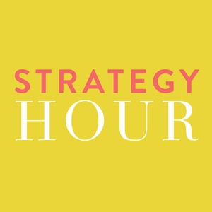 The Strategy Hour Podcast: Online Business | Blogging | Productivity - with Think Creative Collective by Abagail Pumphrey and Emylee Williams - Business Strategist and Bloggers